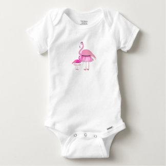 Flamingo Baby Gerber Cotton Outfit Tee Shirt