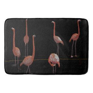 Flamingo Bath Mat