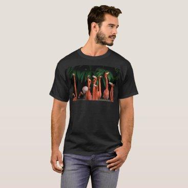 giftsnerd Flamingo Bros T-Shirt