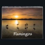 """Flamingo Calendar<br><div class=""""desc"""">Flamingo Calendar</div>"""