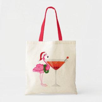 Flamingo Cocktail Tote - SRF
