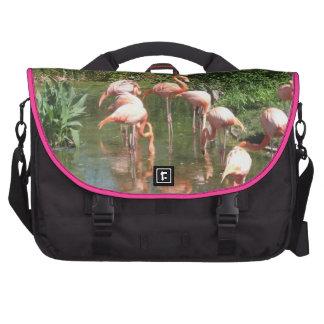 Flamingo Computer Bag