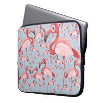 Flamingo Computer Sleeve