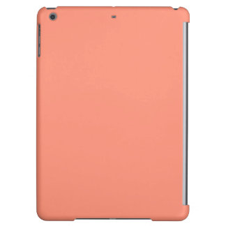 Flamingo Coral Peach Melon-Uptown Girl-Designer Case For iPad Air