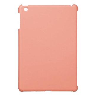 Flamingo Coral Peach Melon-Uptown Girl-Designer iPad Mini Cases