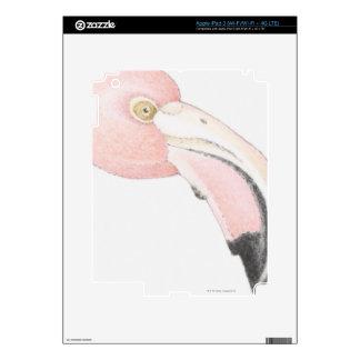 Flamingo Decal For iPad 3
