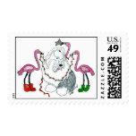 Flamingo Decorators Stamp