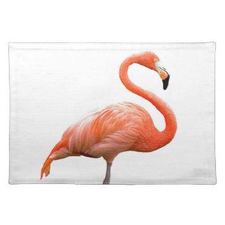 """Flamingo"" design place mats"