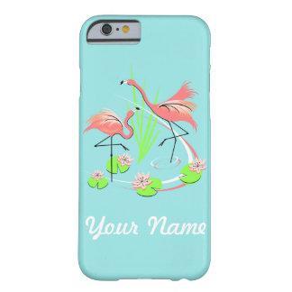 Flamingo Fandango Duo Name iPhone 6 case