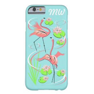 Flamingo Fandango Slim Duo monogram iPhone 6 case
