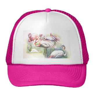 Flamingo Fiesta hat