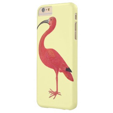Beach Themed Flamingo - Fine Art Yellow Phone Case