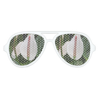 Flamingo Flower Party Shades
