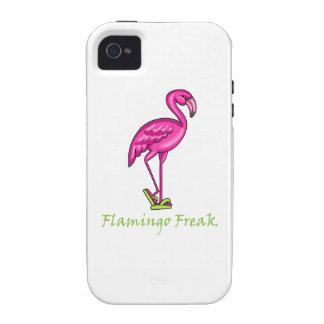 Flamingo Freak Vibe iPhone 4 Cases