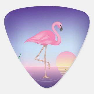 Flamingo Guitar Pick