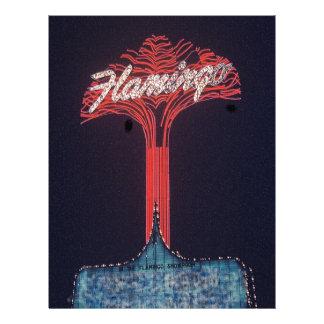 Flamingo Hotel Las Vegas Letterhead