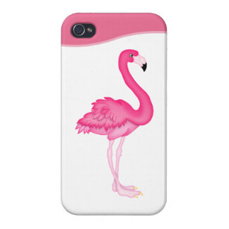 Flamingo iPhone 4 Case