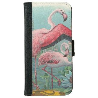 Flamingo iPhone 6/6s Wallet Case