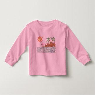 Flamingo Island Tshirt