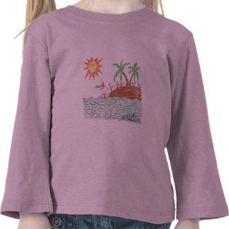 Flamingo Island Tshirts