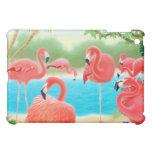 Flamingo Lagoon Speck Case Case For The iPad Mini