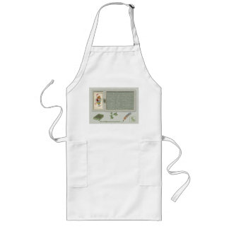 Flamingo Long Apron