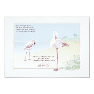 Flamingo Moving Announcement