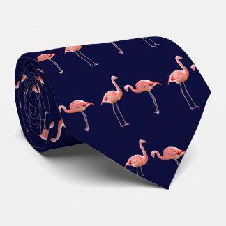 Flamingo Neck Tie