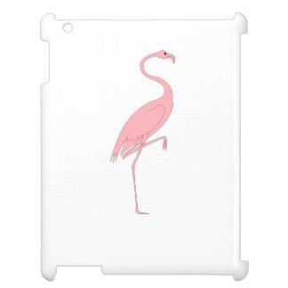Flamingo On One Leg Case For The iPad