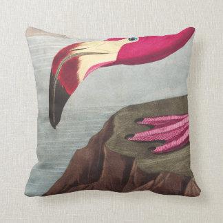 FLAMINGO PARK American Flamingo Pink Cushion Pillow