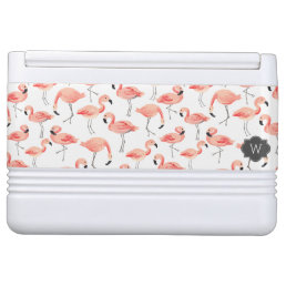 Flamingo Party Drink Cooler