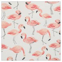 Flamingo Party Fabric