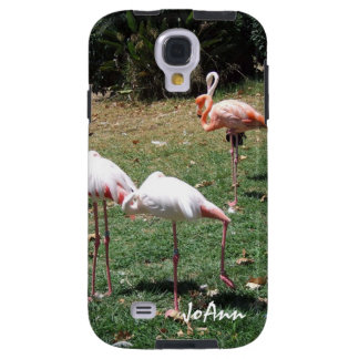 Flamingo Photograph Samsung Galaxy S4 Case