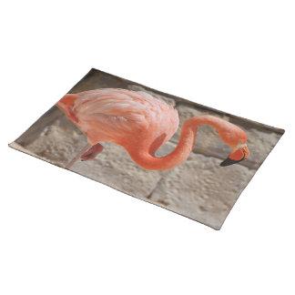 Flamingo Placemat Cloth Place Mat