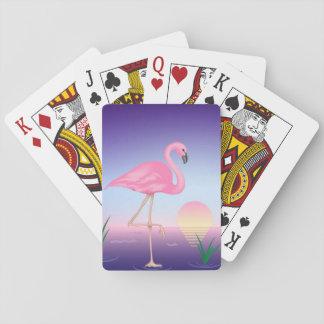 Flamingo Playing Cards