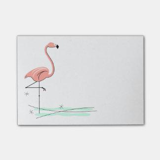Flamingo Post-it® Notes