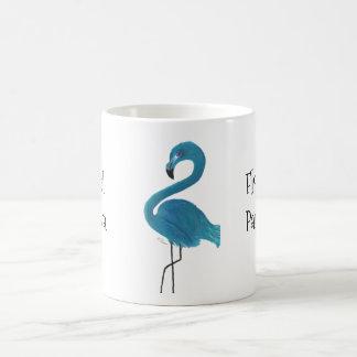 Flamingo - Sanibel Island and Captiva Florida Coffee Mug