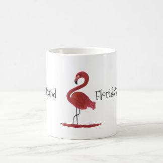 Flamingo - Sanibel Island Florida Coffee Mug