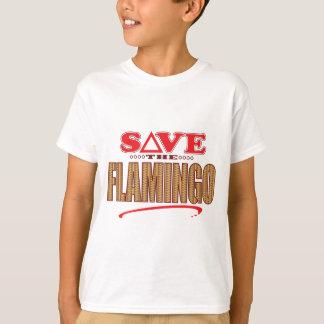 Flamingo Save T-Shirt