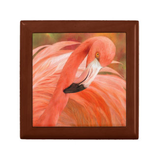 Flamingo - Spirit Of Balance Art Gift Box