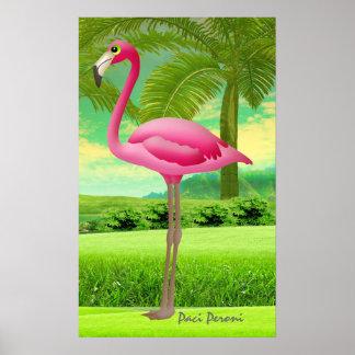 Flamingo - SRF Poster