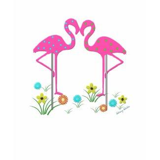 Flamingo T-Shirt zazzle_shirt