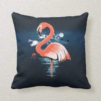Flamingo Throw Pillows
