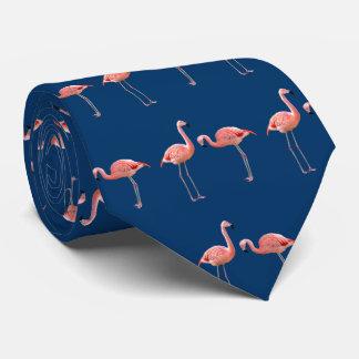 Flamingo Tie