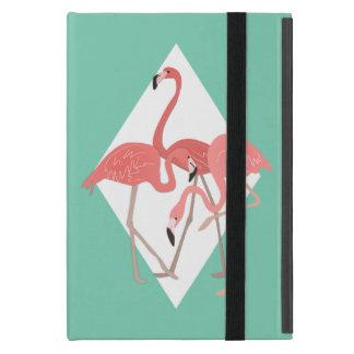 Flamingo Trio Case For iPad Mini