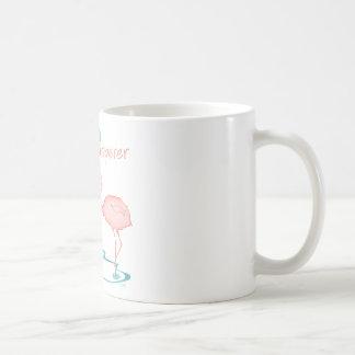 Flamingo Whisperer Mug