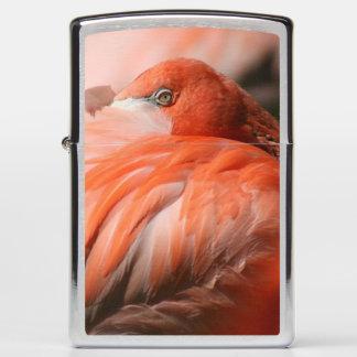 Flamingo Zippo lighter
