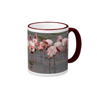 Flamingoes at Lake Nakuru Mug