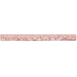 Flamingos at Sunset Ribbon Hair Tie