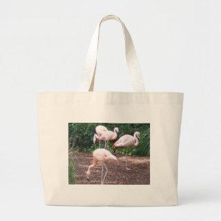 Flamingos Bag
